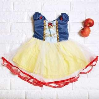 🚚 Instock - Snow White party dress