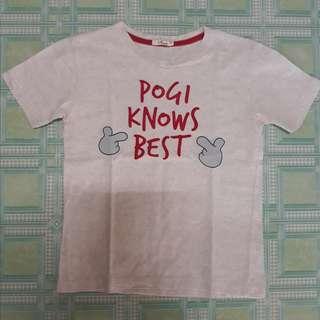 Boys preloved shirt