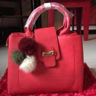 •brandnew• Stylebox Red Handbag