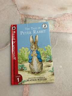 THE TALE OF PETER RABBIT by Ladybird