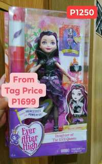 Ever After High Raven Doll Brand New Bargain Price