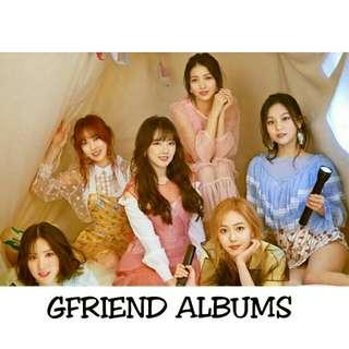 GFRIEND ALBUMS