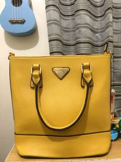 SECOSONA Yellow Bag