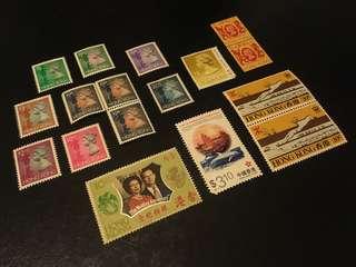 香港 絕版 郵票 (歡迎查詢其他)