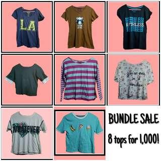 8 for 1000! Clothes Bundle
