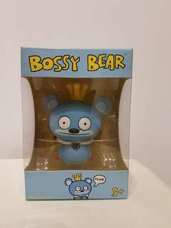 Toy2r Qee Bossy Bear by David Horvath