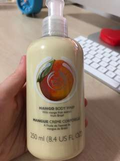The Body Shop Body Lotion ( Mango)