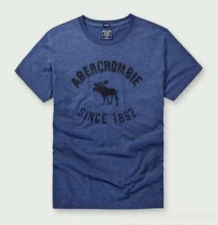 Abercrombie & Fitch Graphic Tee