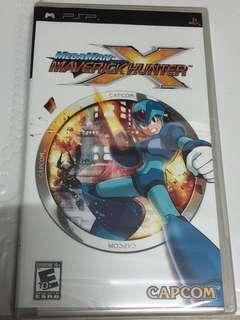 Sony PSP: Megaman X: Maverick Hunter