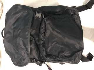 Valentino camo backpack
