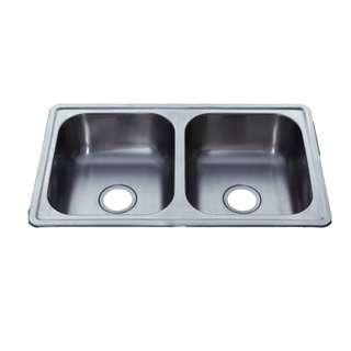 Rubine Sink + Tap