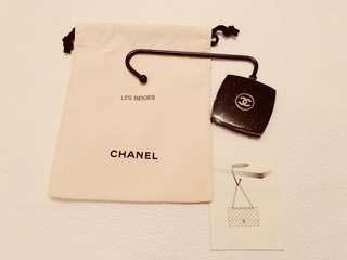 Chanel Les beiges手袋掛勾
