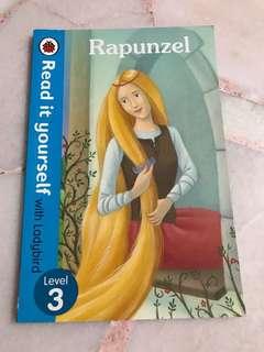 RAPUNZEL by Ladybird