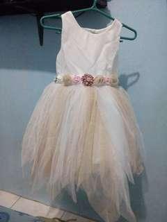 "kids dress brand new ""50% OFF"" (original price P999)"