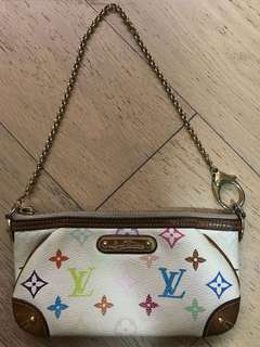 LV 手袋 wallet on chain