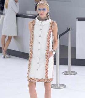Chanel dress 裙