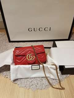 Gucci marmont supermini