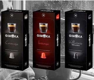 Gimoka Nespresso Capsules
