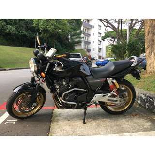 Honda CB400 Revo 2014
