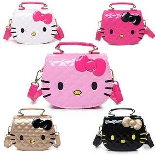 Brand New Lovely Hello Kitty Bag for Baby Girls