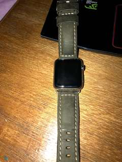 iwatch series 1 stainless steel 42mm