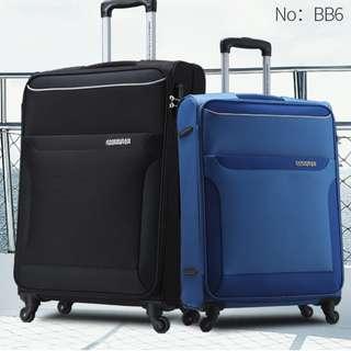 代購26>American Tourister 4輪防水尼龍 行李箱 旅行箱 旅行喼 20吋/24吋/28吋