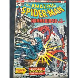The Amazing Spider-man #130