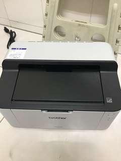 雷射印表機,使用未滿半年
