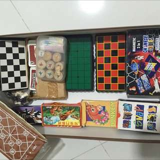 Selling Multiple Board Games