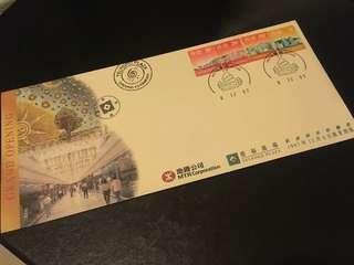 香港 港景 郵票 1997