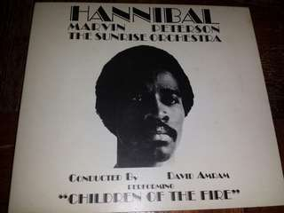 Music CD: Hannibal Marvin Peterson /The Sunrise Orchestra ‎–Children Of The Fire - Jazz
