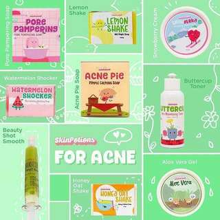 Products For Acne🌸