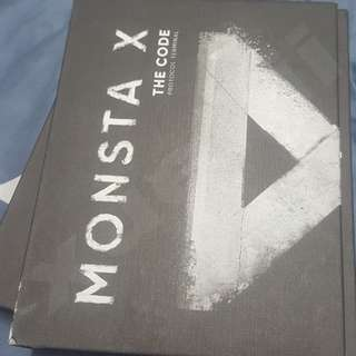 [WTS] Monsta X The Code