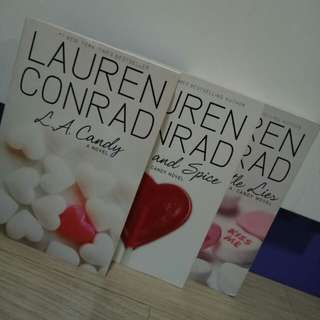 L.A Candy Trilogy by Lauren Conrad