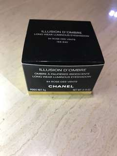 Chanel long wear eyeshadow