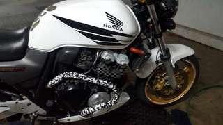 Bike wash with 9h coating