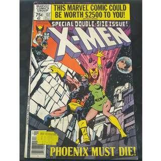 Uncanny X-Men #137