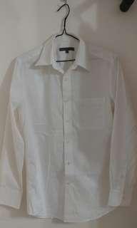 G2000白色恤衫