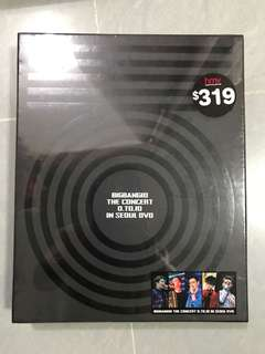 Big Bang concert dvd
