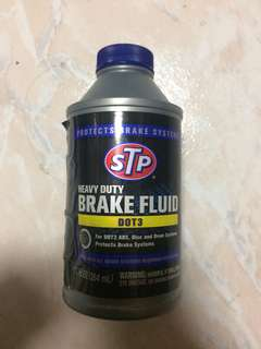 STP Break fluid Dot3