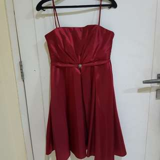 Red Dress for Party