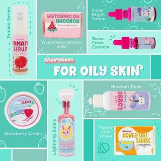 For Oily Skin