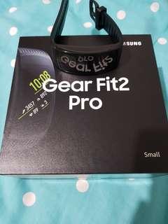 Samsung Gear Fit 2 pro fullset garansi panjang