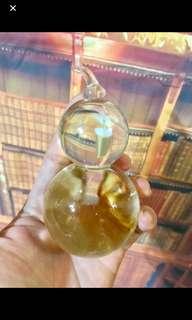 Crystal clear quartz wulou