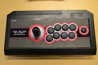 Hori Real Arcade Pro V Hayabusa PS4/PS3/PC