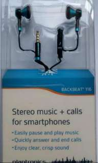 Plantronics BackBeat 116 Earphone