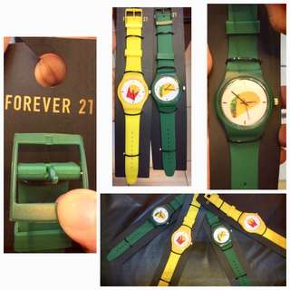 forever 21 watch