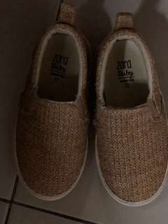 Zara Baby Slip On Shoes