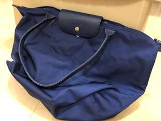 Longchamp Bag 90% new 濶45cm
