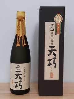 日本清酒 (最高金賞)